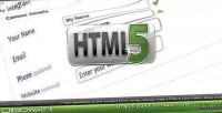 5 html form contact ajax