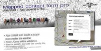 Contact mapped form pro
