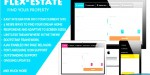 Flex estate responsive form property find to