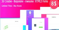 Forms 36 html forms