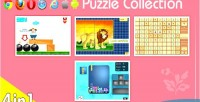 01smile puzzle game collection 2 4 1 in