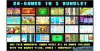 24 games in 1 capx bundle