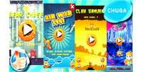 4 html5 games bundle capx 3