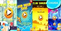4 html5 games bundle capx 3