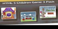 5 children s learning pack three game 5
