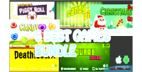 6 games bundle 2 games mobile html5 6