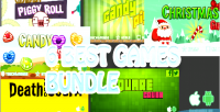 6 games bundle 2 games mobile html5 6