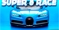 8 super race