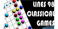 98 lines classical template html5 games
