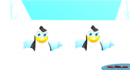 A whack penguin