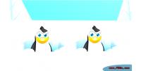 A whack penguin