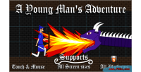 A young man s game html5 adventure