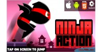 Action ninja html5 capx game