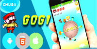 Adventure gogi 2017 capx game html5