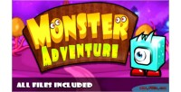 Adventure monster capx game html