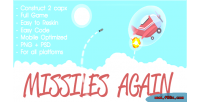 Again missiles html5 construct game admob capx 2