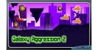 Aggression galaxy 2
