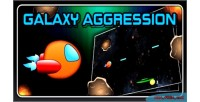 Aggression galaxy endless shooter