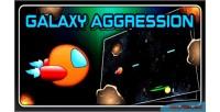 Aggression galaxy endless shooter