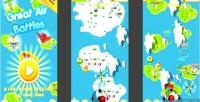 Air battles html5 mobile capx game air