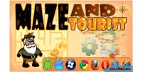 And maze tourist