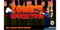 Apocalypse zombie capx game html