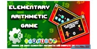 Arithmetic elementary game
