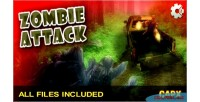 Attack zombie capx game html