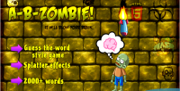B a zombie