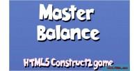 Balance master game mobile html5