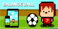 Ball balance html5 game
