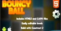Ball bouncy game capx html5