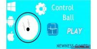 Ball control game