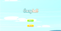Ball crazy html5 admob with game