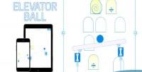 Ball elevator html5 game
