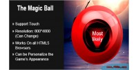 Ball magic html5 game