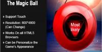 Ball magic html5 game