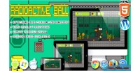 Ball radioactive game arcade html5
