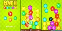 Balls math game