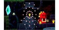 Banie agent html5 game platformer action