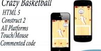 Basketball crazy