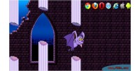 Bat flappy html5 game
