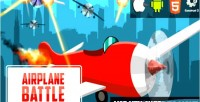 Battle airplane html5 capx game