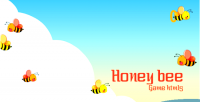 Bee honey html5 game