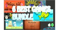 Best 6 html5 bundle games