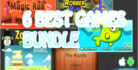 Best 6 html5 bundle games
