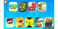Best9 html5 games bundle capx 5