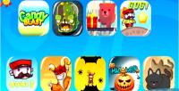 Best9 html5 games bundle capx 5