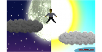 Between clouds html5 game accelerometer admob capx construct2