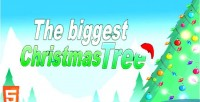 Biggest the christmas tree